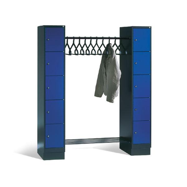 CP Evolo Garderobebokse MYLOCKER blue 1
