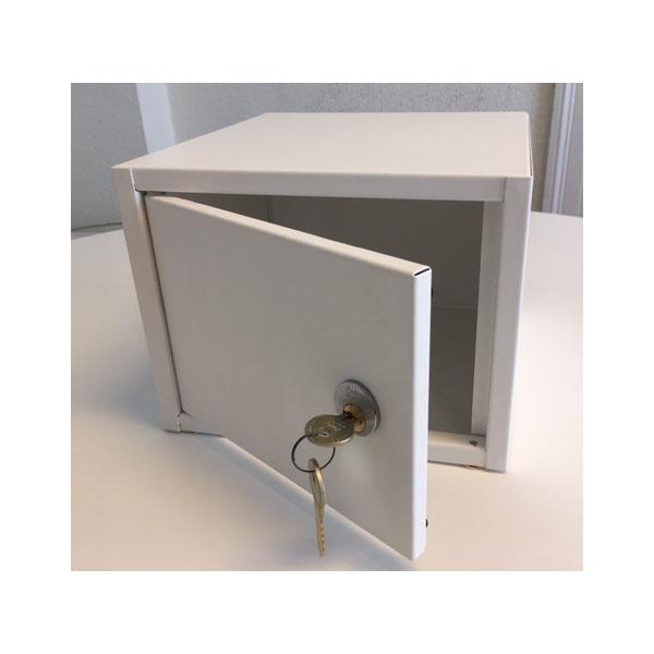 Minibokse med 1 rum til værdigenstande