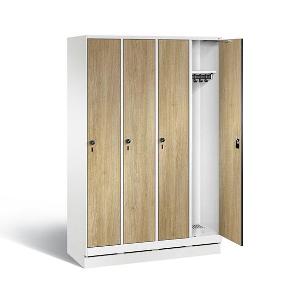 Evolo garderobeskabe